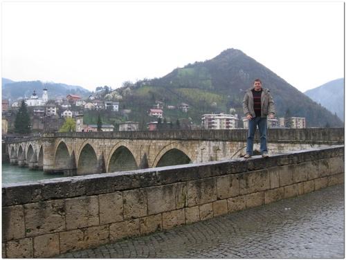 U lijepome starom gradu Višegradu