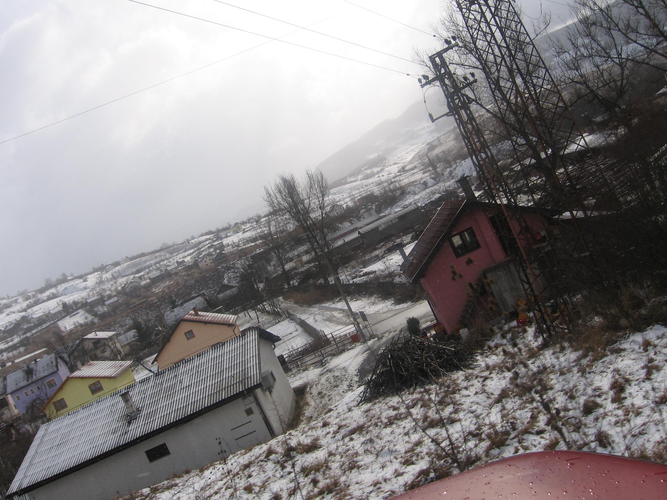 Malo februarske Bosne kroz objektiv