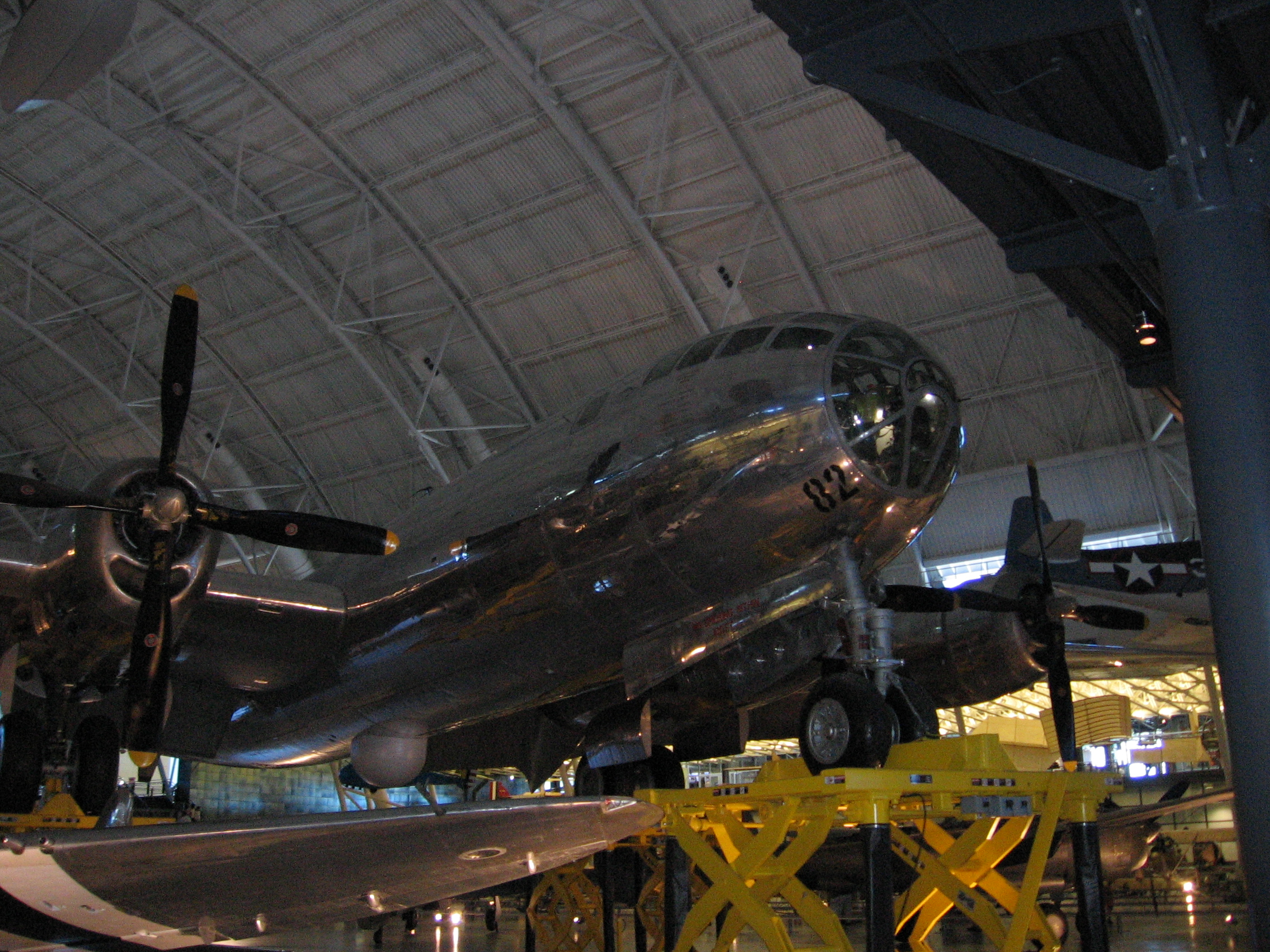 Steven F. Udvar-Hazy Center (dio drugi)