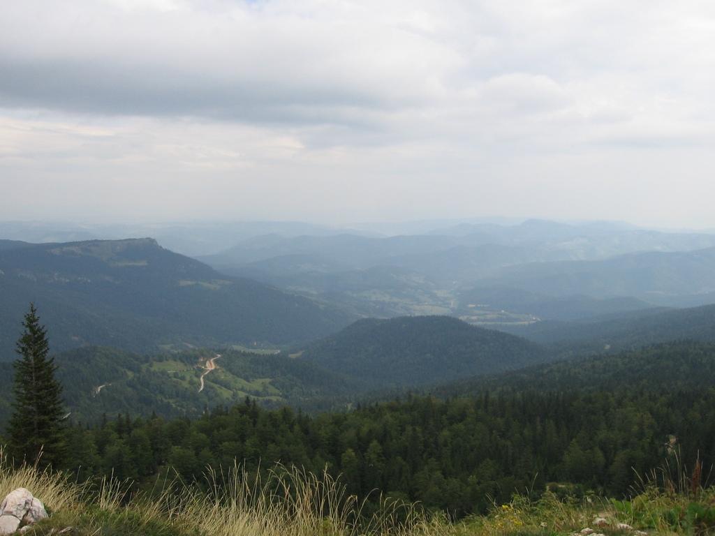 Aj kolika je Jahorina planina