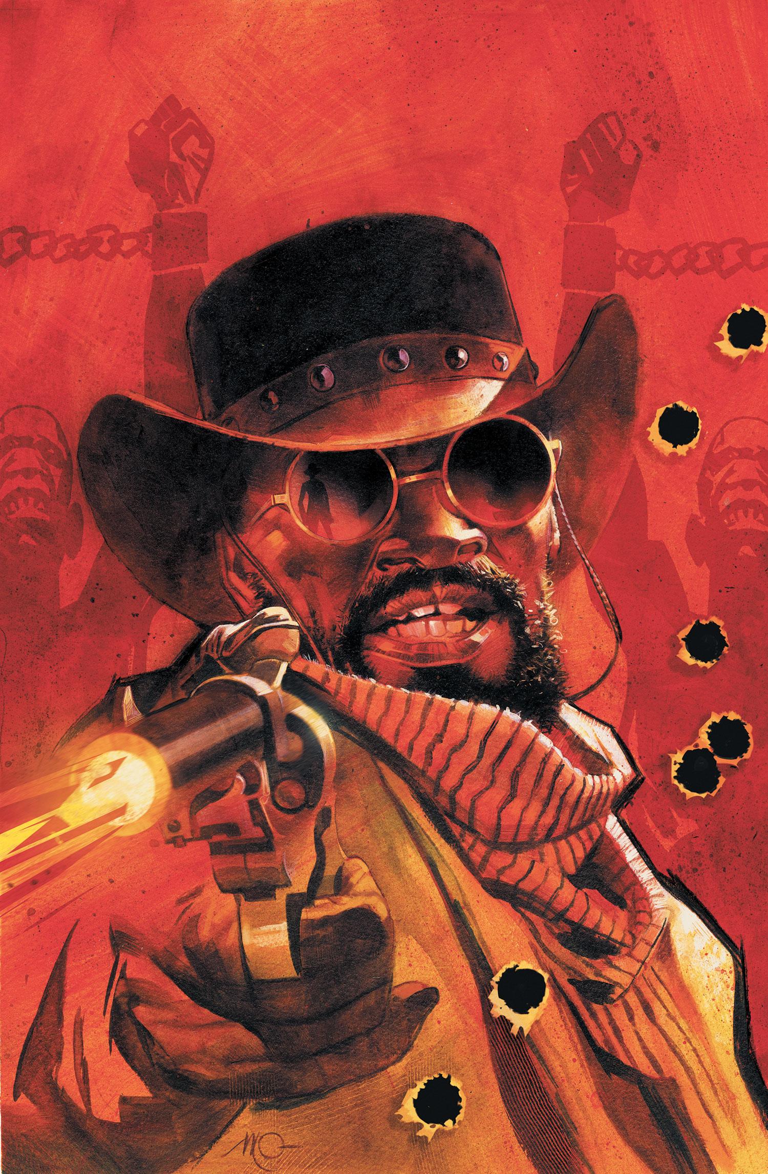 Odbjegli Django – Talični Tom u divljoj hordi