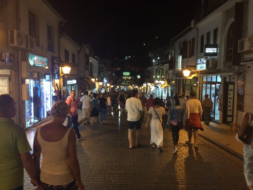 Downtown Ulcinje