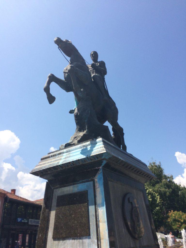 Filip 2 makedonski, osnivač Bitole